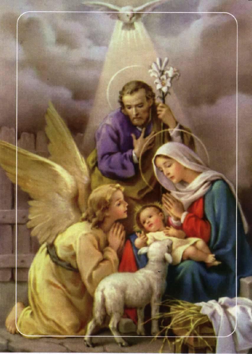 Galer a de im genes religiosas - Dibujos postales navidad ninos ...